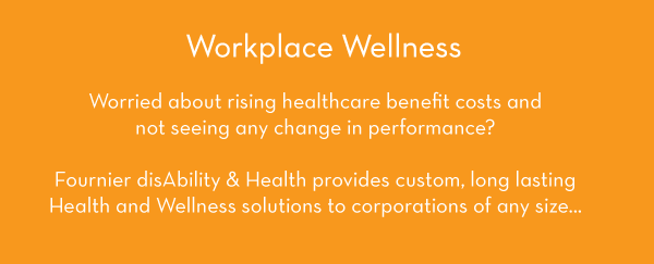disability management, workplace wellness