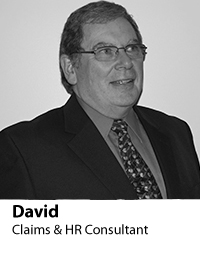 David - Claims and HR Consultant