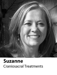 Suzanne - Craniosacral Treatments