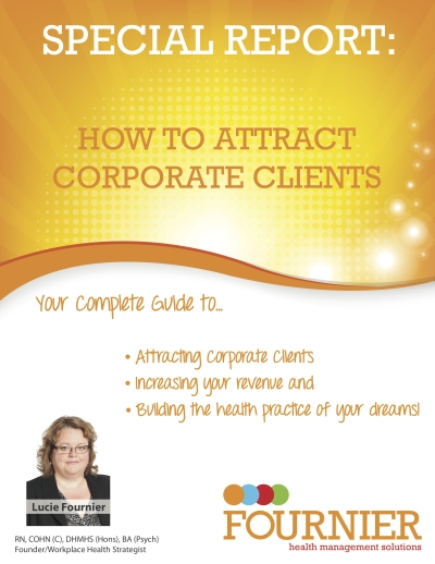 How to attract corporate clients