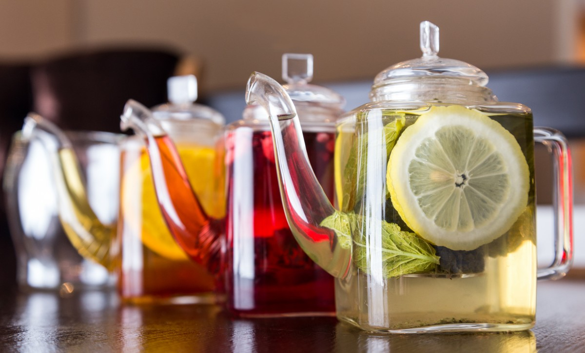 5 Best Herbal Teas For The Winter Months